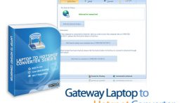 دانلود Gateway Laptop To Hotspot Converter v2.8
