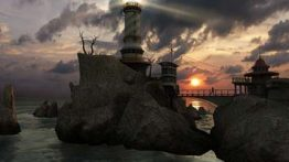 ۳D Lighthouse Point Screensaver 1.1