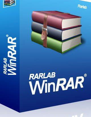 دانلود نرم افزار WinRAR V5.00 X86/X64
