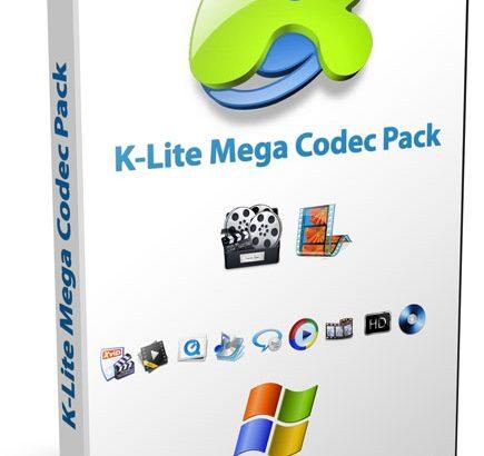 دانلود آخرین ورژن نرم افزار K-Lite Mega Codec Pack