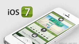 شکایت کاربران آیفون از ورژن جدید IOS7