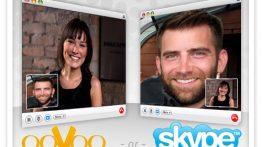 oovoo با Skype چه تفاوتی دارد؟