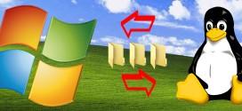 چگونگی دسترسی به پوشه اشتراکی ویندوز از لینوکس