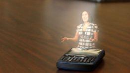 مکالمه سه بعدی امکان پذیر گردید !!,تماس سه بعدی,تلفن های سه بعدی,تصاویر سه بعدی,امکان مکالمه سه بعدی,امکان تماس تلفنی سه بعدی,تماس سه بعدی