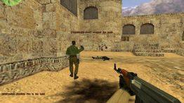 دانلود بازی کانتر Counter-Strike کم حجم برای ویندوز