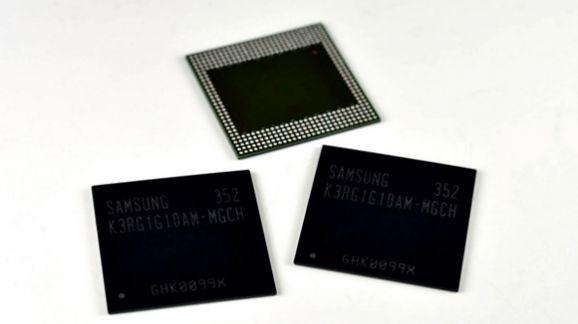 RAM DDR4 سامسونگ پيشرفته ترين تراشه دنيا,سامسونگ,اخبار سامسونگ,تراشه های تلفن همراه,رم,اخبار تراشه های روز دنیا,اخبار فناوری