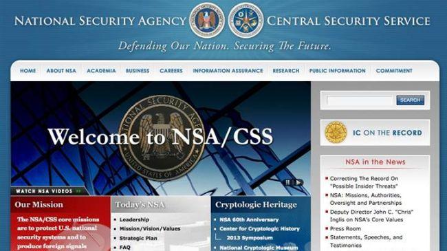وقتي خود شکارچي هم در هک طعمه مي شود !!,اخبار سازمان امنیت ملی آمریکا,سازمان امنیت ملی آمریکا هک شد,سایت امنیت ملی آمریکا هک شد,هک شدن سایت امنیت ملی