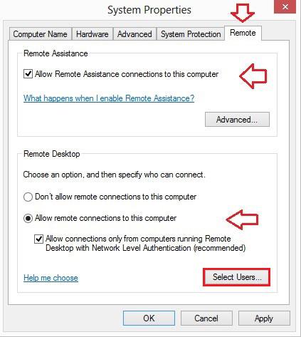 نحوه کار با نرم افزار Microsoft Remote Desktop