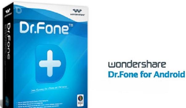ریکاوری SMS، مخاطبین و… با Wondershare Dr.Fone for Android