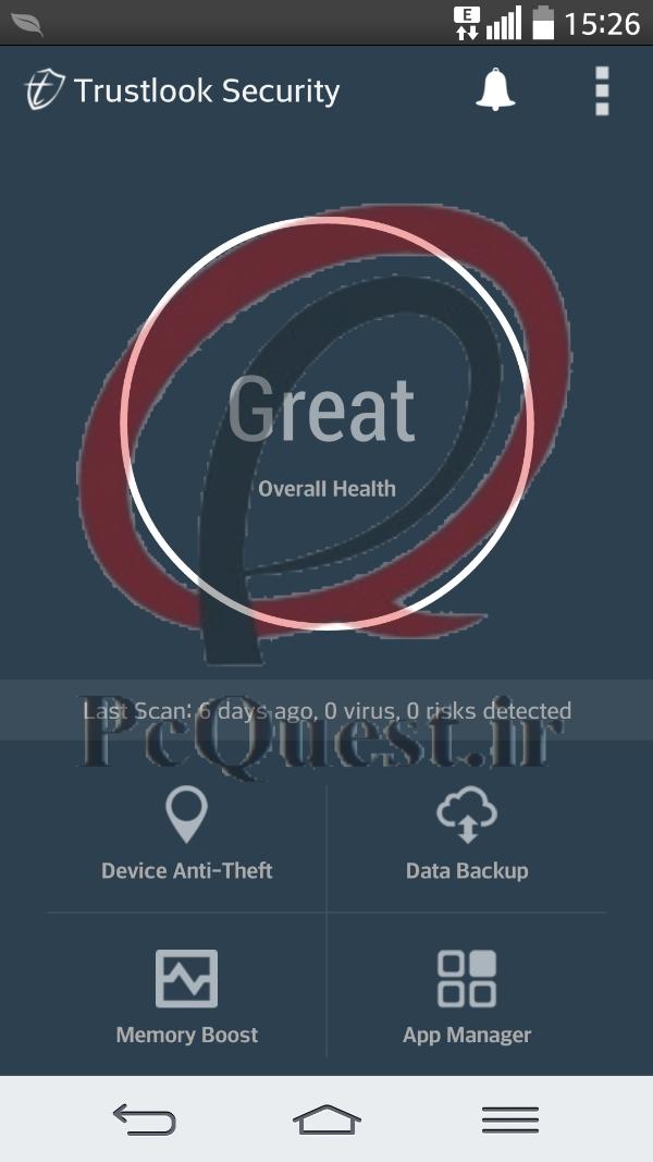 دانلود و آموزش آنتی ویروس Trustlook Antivirus اندروید