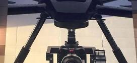 معرفی دوربین سینمایی میکرو بهمراه Drone حمل کننده