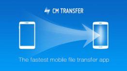 به اشتراک گذاشتن فایل ها در اندروید با CM Transfer