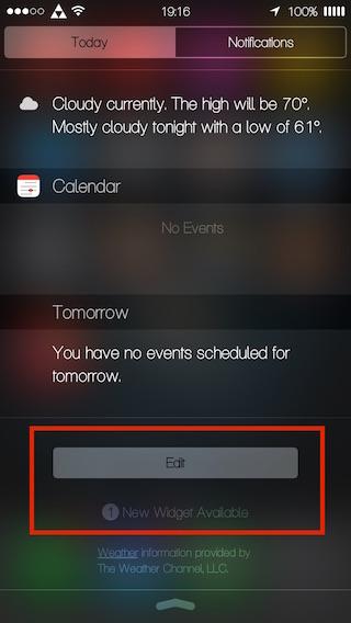 دریافت متن اهنگ در Notification Center دیوایس اپل