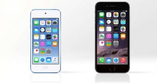 مقایسه Apple iPod touch 6 با iPhone 6