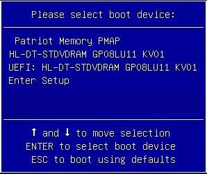 حل مشکل نصب نشدن ویندوز روی پارتیشن های GPT و MBR