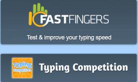 ۱۰-fast-fingers