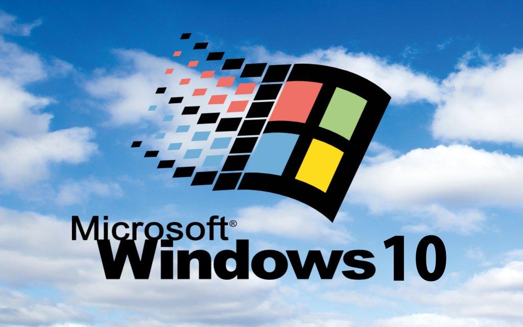 استفاده از آیکون های ویندوز 98 بر روی ویندوز 10
