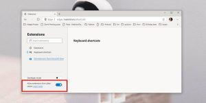 نحوه ی نصب آیتم های اضافی کروم در Chromium Edge در ویندوز 10
